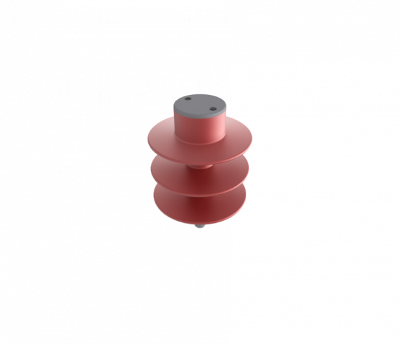 Post composite insulator 12kV - FAVEO FZY4-12/8